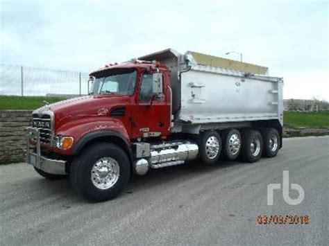 truck illinois mack dump trucks in illinois for sale used trucks on