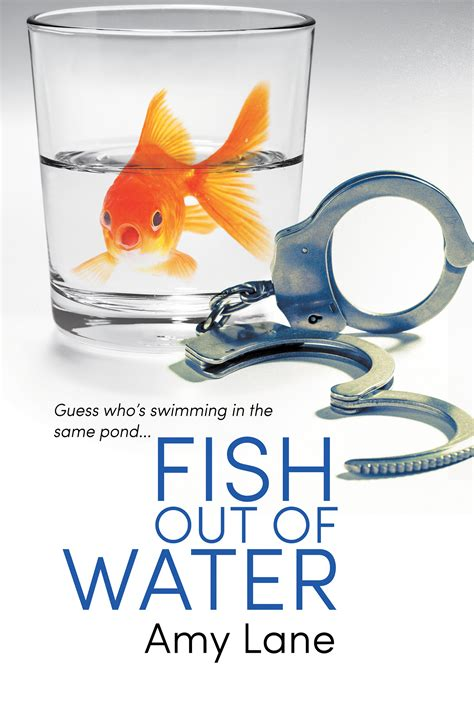 water book on fish out of water prism book alliance 174