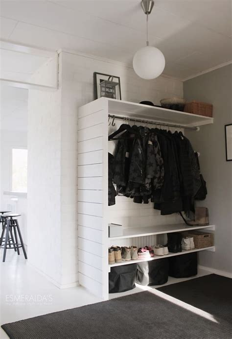 No Coat Closet Solutions by 25 Best Ideas About No Closet On No Closet Bedroom No Closet Solutions And Clothes