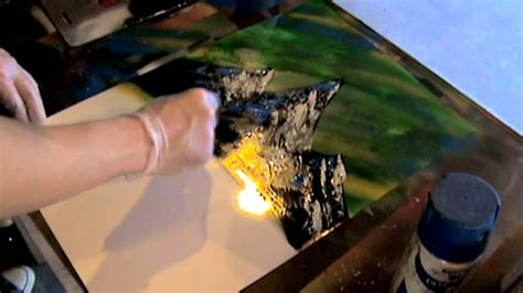 spray paint city tutorial spray paint tutorial bob ross style mountains