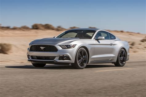 2015 ford mustang ecoboost 2 3 test