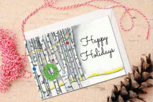 happy holidays card template card templates in psd 46 free psd vector ai eps