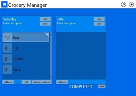 best manager windows 8 grocery manager app for windows 8