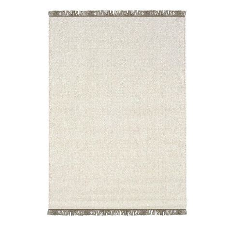 berber area rug home depot linon home decor verginia berber ivory 7 ft 10 in x 10 ft 4 in indoor area rug rug