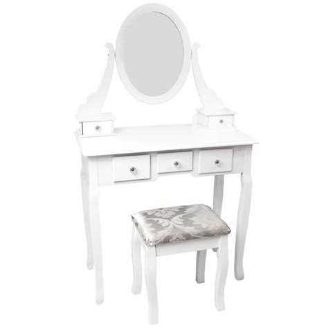 white dressing table mirror nishano furniture dressing table cheval jewellery cabinet