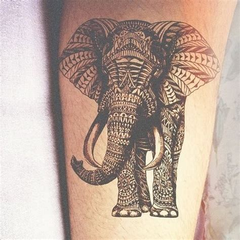 tattoo elephant tumblr elephant tattoo via tumblr what i love pinterest