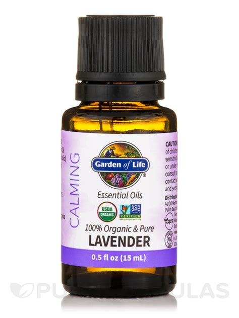 Lavender Essential 15 Ml by Organic Essential Lavender 0 5 Fl Oz 15 Ml