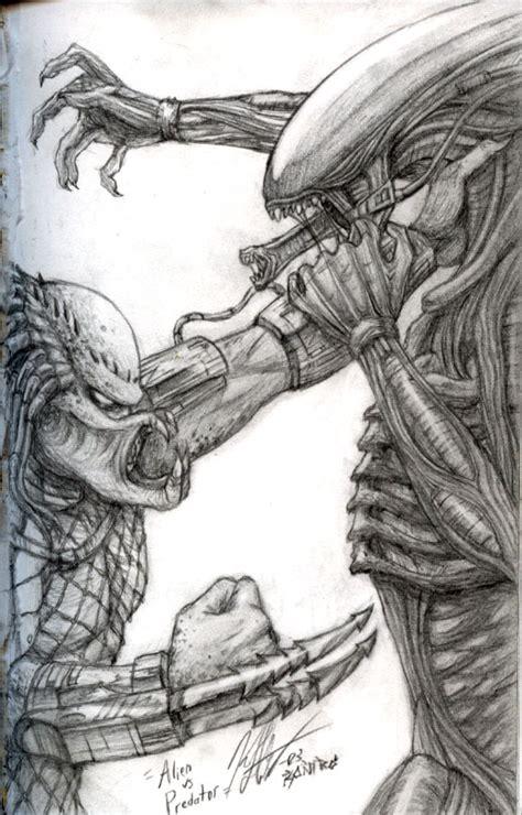 sketchbook vs sketchpad vs predator sketch by knockwurst on deviantart