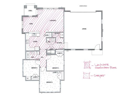 floor plan of the house maps and plans alpine house