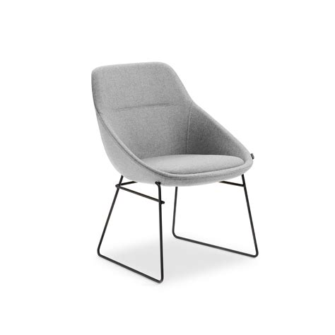 Ezy Chair by Ezy Low Chair Offecct