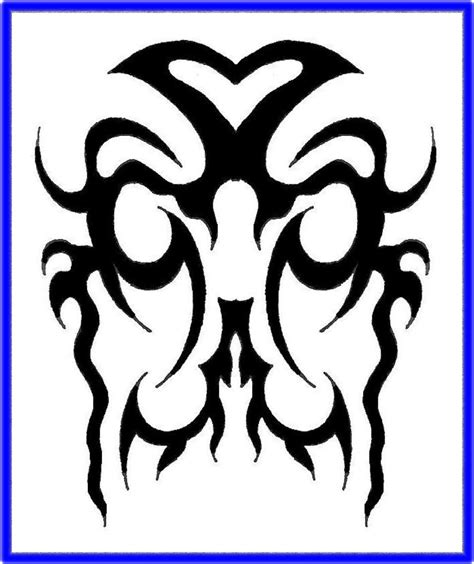 tattoo pictures free free tribal tattoos stencils