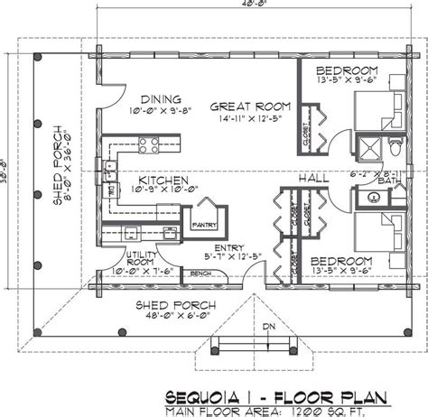 Single Story Cabin Floor Plans by Single Story Open Floor Plans Http Homedecormodel