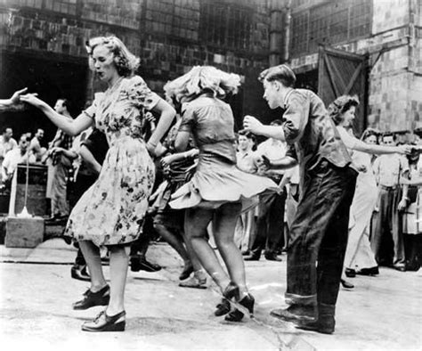 swing dance c lindy hop dancers 1940s lindyhop swing jazz vintage