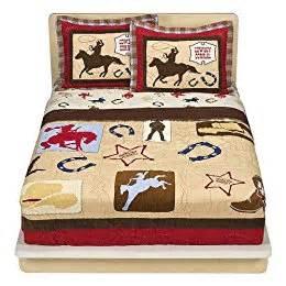 Cowboy Bedding Sets Western Cowboy Bedding Boys