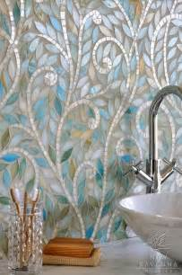 Mosaic Tile Designs Bathroom by Dishfunctional Designs The Bohemian Bathroom
