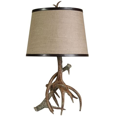 Deer Antler Table Ls by Deer Antler Table Ls Lighting And Ceiling Fans