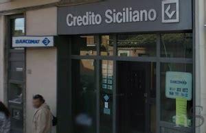 credito siciliano rapina al credito siciliano di alcamo