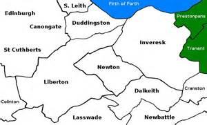 duddingston parish midlothian