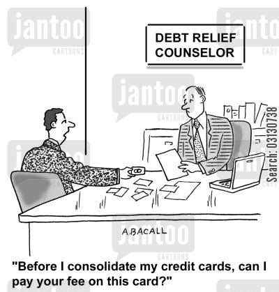 Can I Pay My Credit Card With A Gift Card - in debt cartoons humor from jantoo cartoons