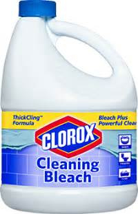 Clorox Disinfecting Bathroom Cleaner Thickcling Cleaning Bleach Clorox