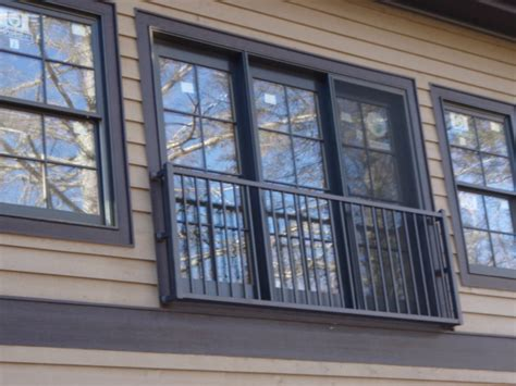 faux balcony solution mountain brook homes