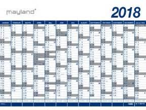 Kalender 2018 Uger Mayland 2018 Hertels Dk Kontorartikler Kontorm 248 Bler