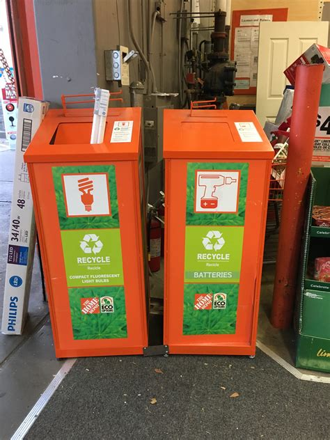 Home Depot Fluorescent Light Recycling 100 Images