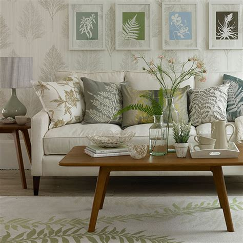 small country living room ideas decorating ideal home
