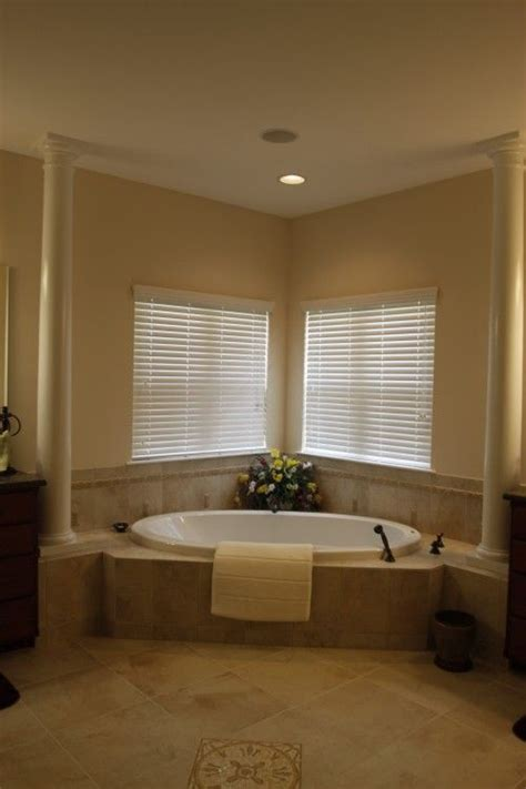 Corner Tub Bathroom Designs 17 Best Images About Master Bath Ideas On Soaking Tubs Mansions And Traditional