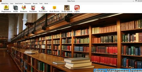 design online library advanced library management system free source code