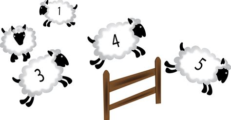 Counting Sheep Clipart sheep clip clipart clipartix cliparting