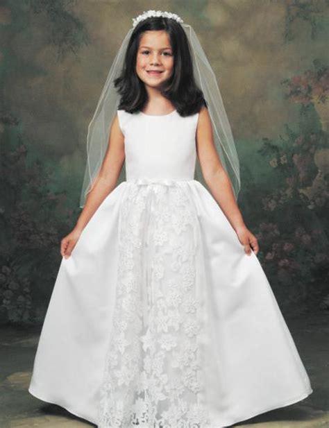 imagenes de vestidos de primera comunion para ninas vestidos de fotos de vestidos de primera comuni 243 n con velo vestidos
