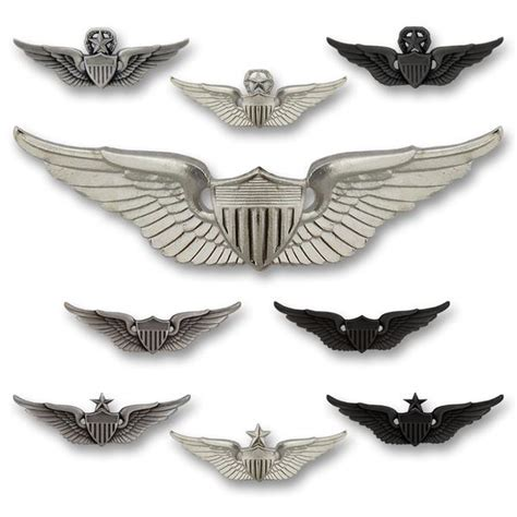 Army Rack Builder With Badges by Army Aviator Badge Usamm
