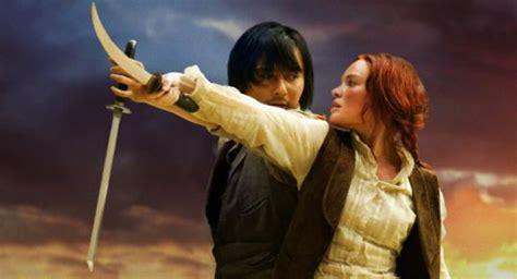 film ninja western warrior s way movie review warrior s way showtimes
