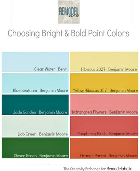 choosing paint colors remodelaholic favorites from the fall pottery barn paint