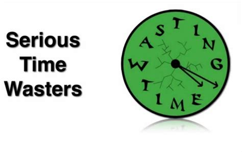 Time Wasters by Shocking Statistics About Who Wastes Time At Work And What