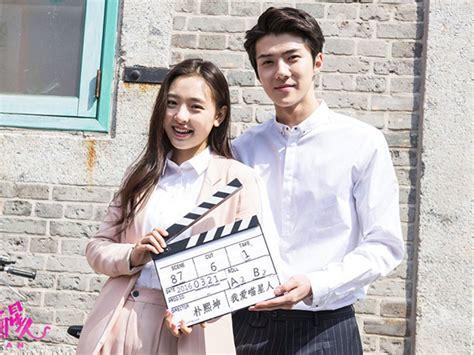 film yang diperankan oleh exo film yg dibintangi oleh exo syuting film debut sehun exo