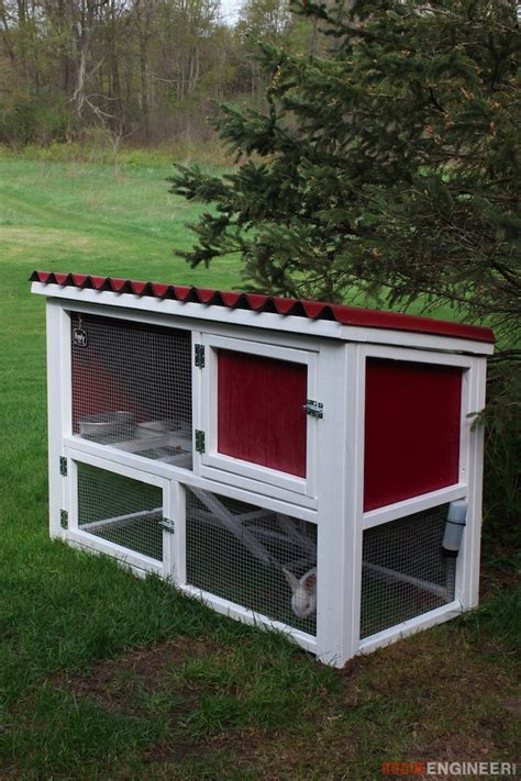 outdoor rabbit house plans outdoor rabbit house plans house plans