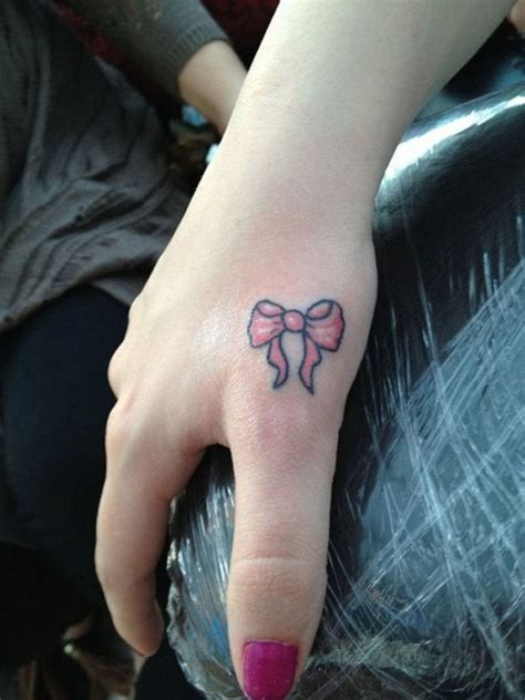 girl bow tattoo designs girly tattoos creativefan