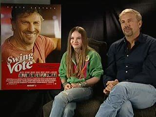 kevin costner swing vote swing vote on dvd synopsis and info
