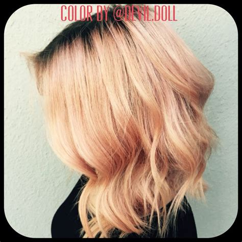 rose gold hair pravana 8 best copper blonde hair color images on pinterest
