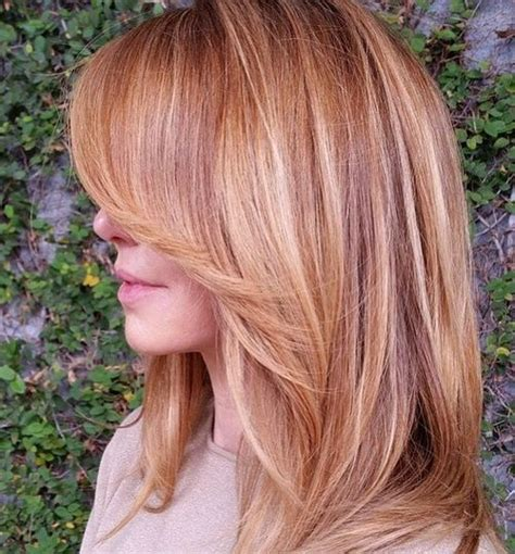 add warmth to blonde erdbeere blonde haar farbideen 2018 trend frisuren stil