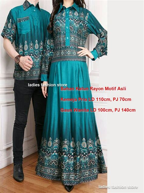 Kebaya Asmiranda kemeja batik blouse batik batik biru