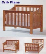 baby convertible crib plans shaker design baby crib