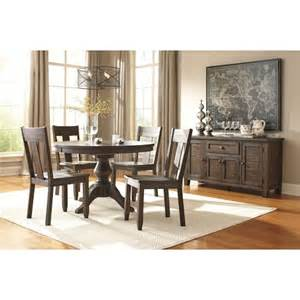 signature design by ashley trudell casual dining room signature design by ashley dresbar casual dining room