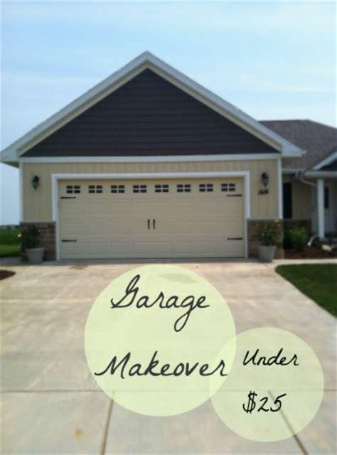 Design Ideas For Garage Door Makeover A Diy Garage Door Makeover