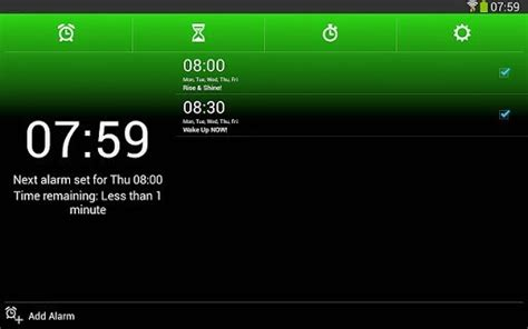 alarm clock xtreme apk برنامج المنبه بالتايمر للاندرويد alarm clock xtreme apk
