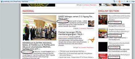blogger umno pembongkaran khas skandal parpukari benarkah beliau