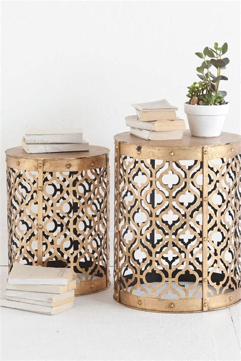 Accent Table Decor 25 Best Ideas About Gold Ls On White Bedrooms Gold Accents And Gold Accent Decor