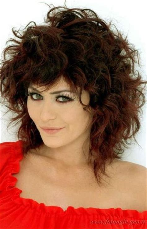 thined out curly short shag 111 amazing short curly hairstyles for women to try in 2016